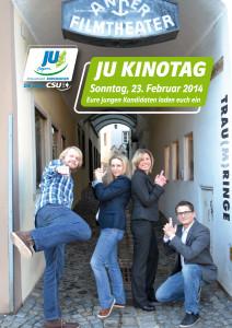 JU Kinotag Flyer 1