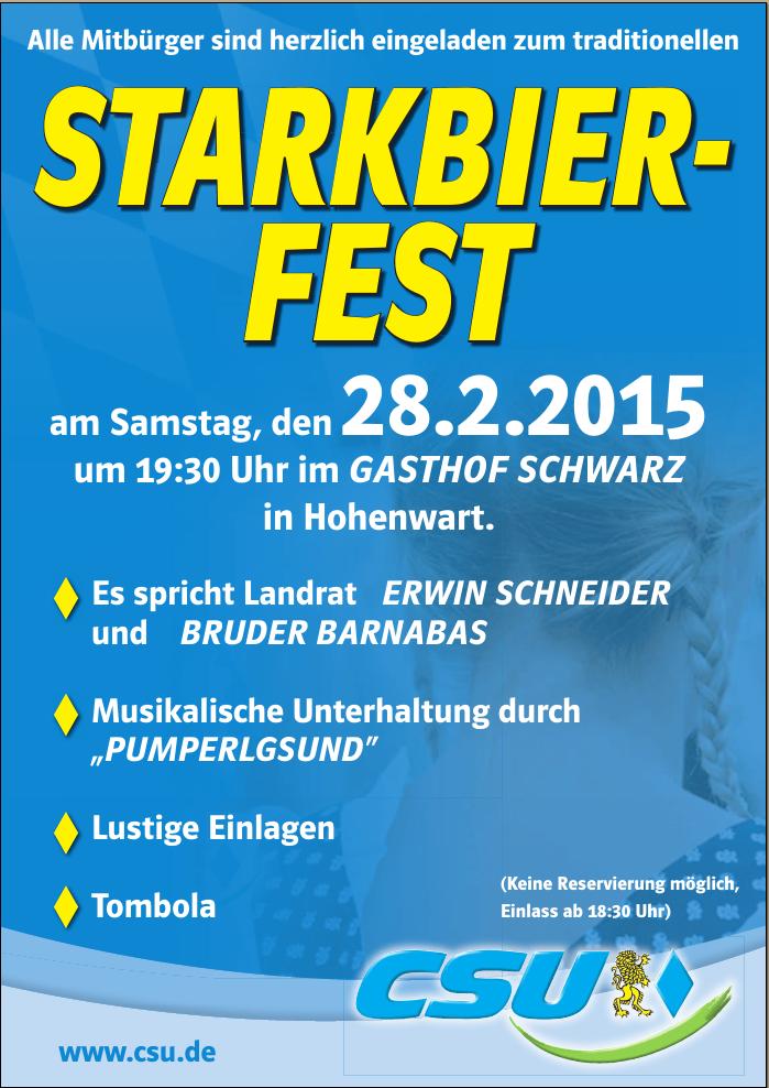 Starkbierfest_2015