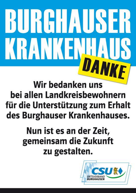 Plakat Krankenhaus DANKE_klein
