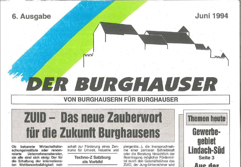 Der Burghauser_199406_titel