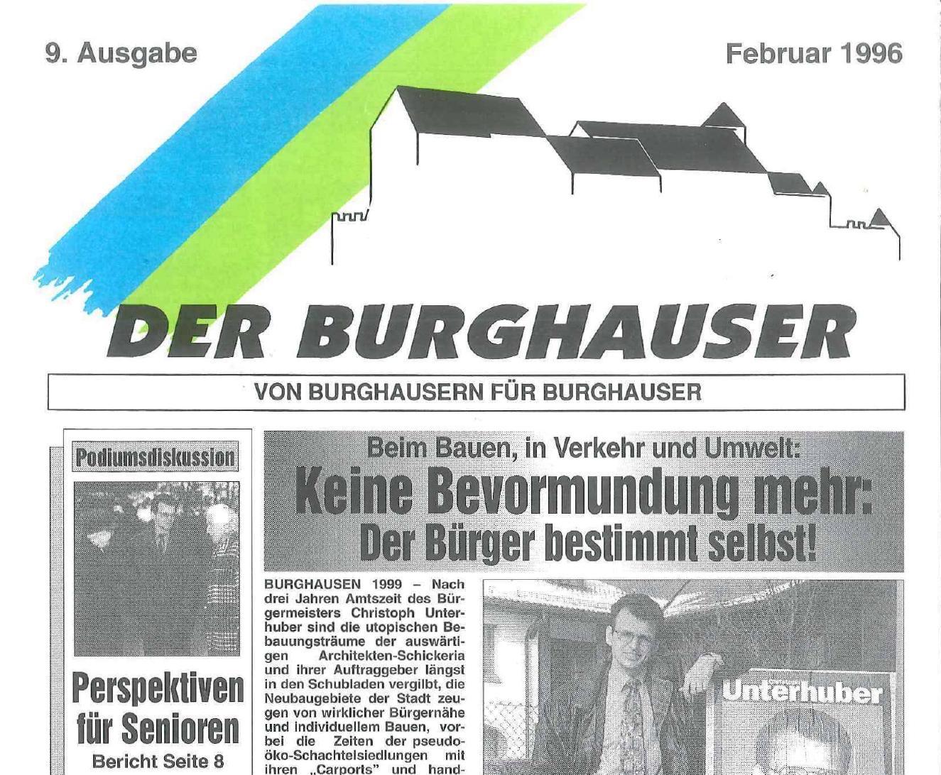 Der Burghauser_199602_titel