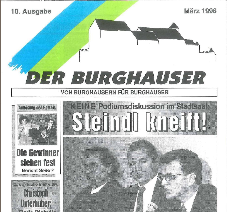Der Burghauser_199603_titel