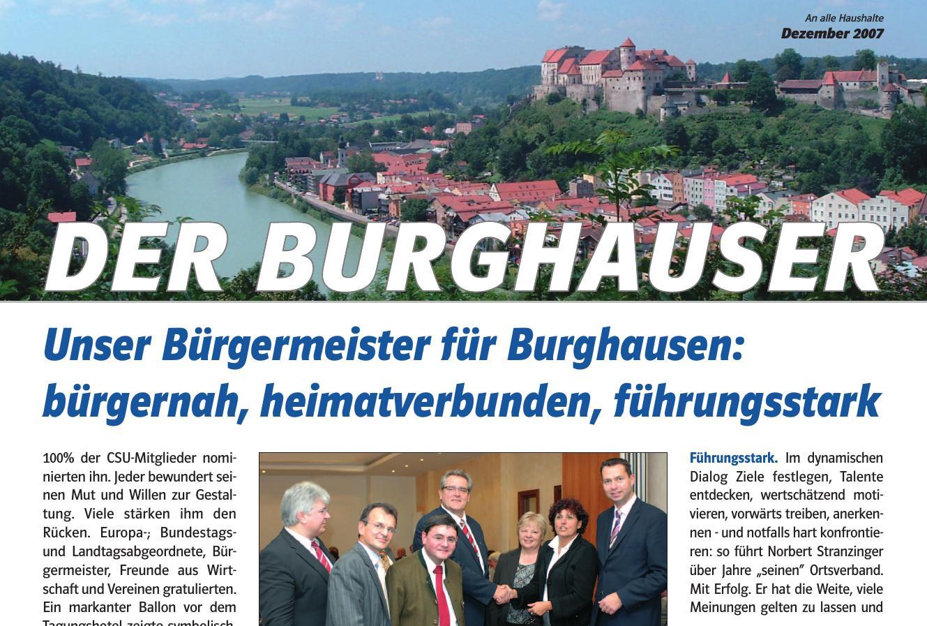 Der Burghauser_200712_titel