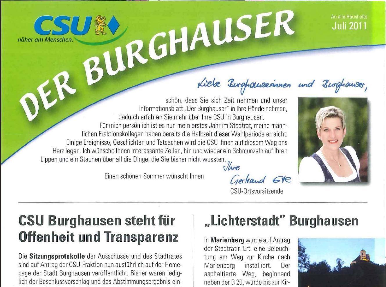 Der Burghauser_201107_titel